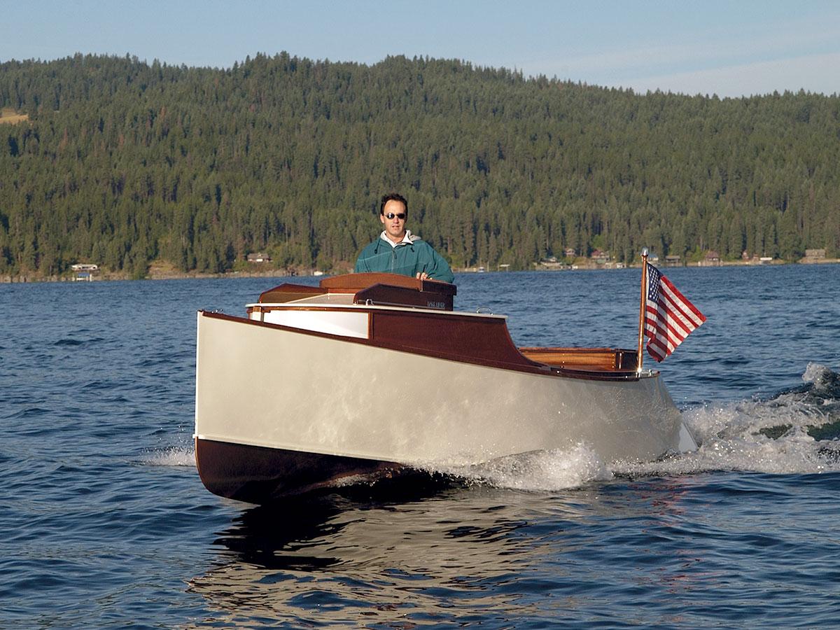 260 Lake Liner