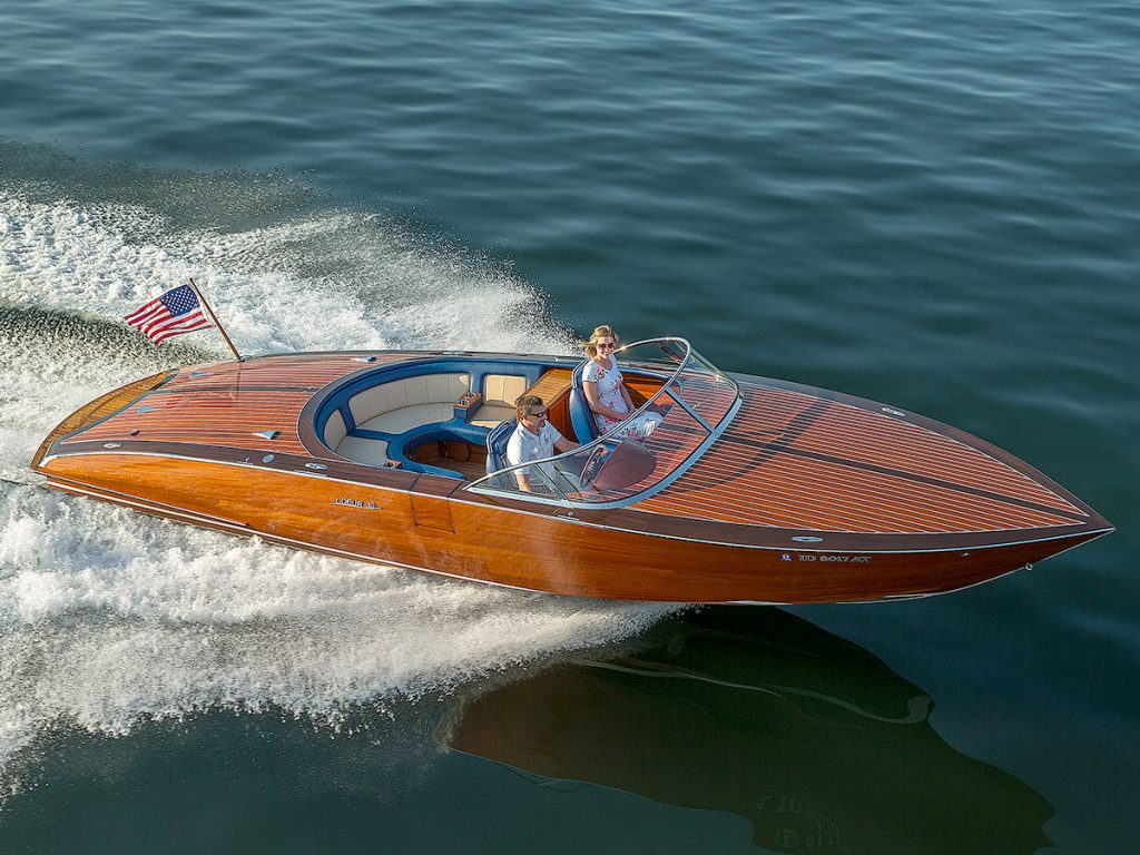 Coeur Custom Boat Model 300 Pearl