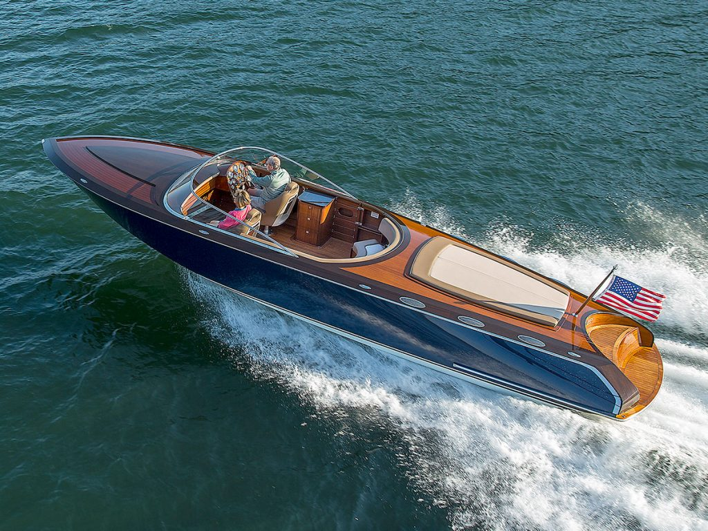 Coeur Custom Boat Model 340 Pure