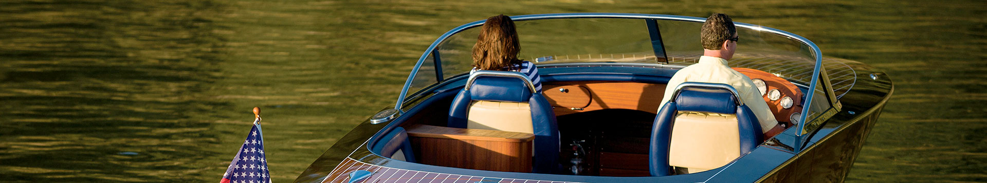 Care for your wood boat is important, count on Coeur Custom