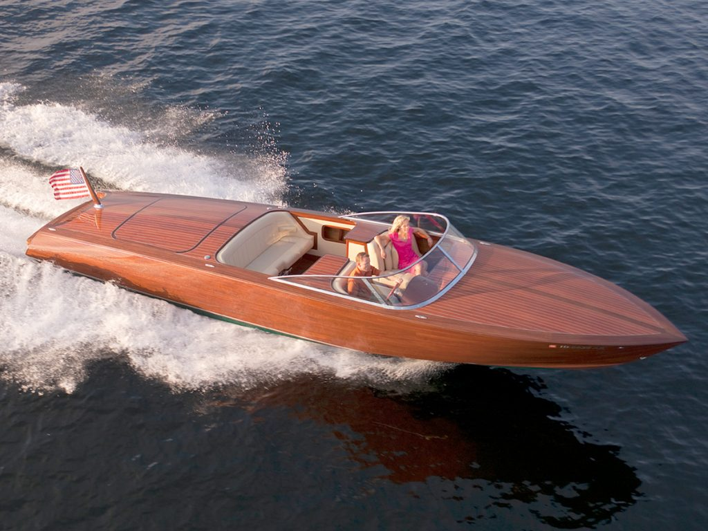Coeur Custom Boat Model 340 Jefe Specifications