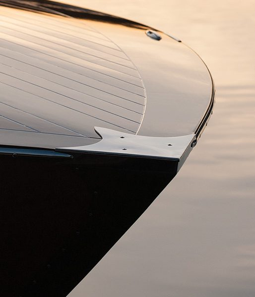 Building a Coeur Custom Wood Boat - Step 4 - Metal work