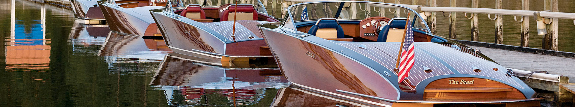 Antique and Classic Wooden Boat Show is an annual hit