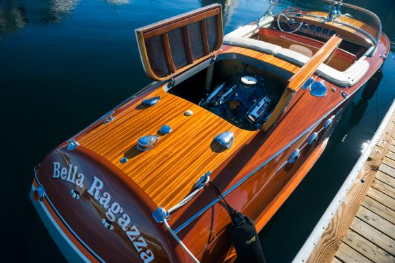 1969 Riva Super Ariston